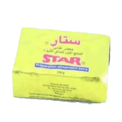 PREPARATION ALIMENTAIRE -- STAR --250G