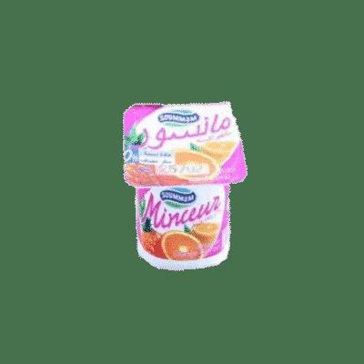 MINCEUR AU FRUITS ANANAS ORANGE CITRON -- SOUMMAM -- 100G