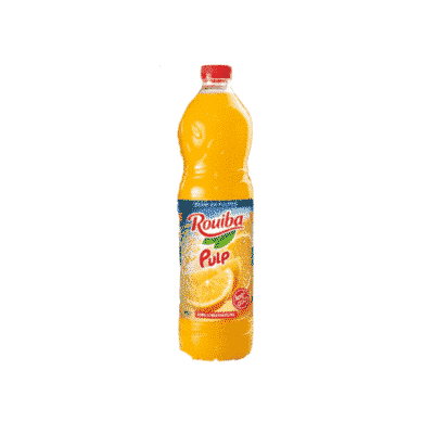 ROUIBA -- PULPE ORANGE -- 2L