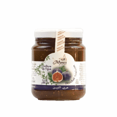 Confiture Mynes Figues 250g