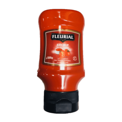 Ketchup Fleurial 220g