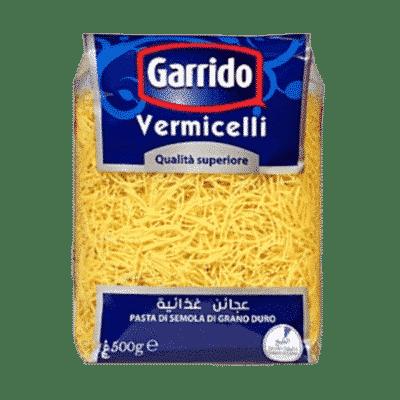 Vermicelles 500g Garrido