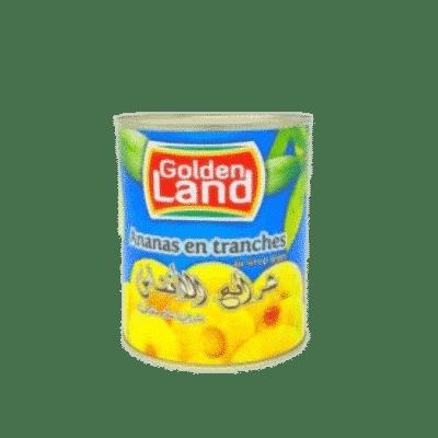 Ananas – Golden Land
