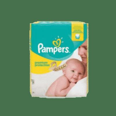 Couche bébé Pampers