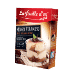 Mousse Tiramisu – La Feuille D'or