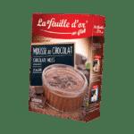 Mousse au Chocolat – La Feuille d'or