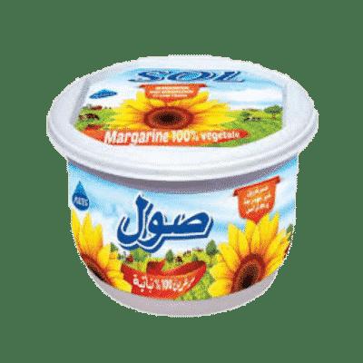 Margarine Sol 250g