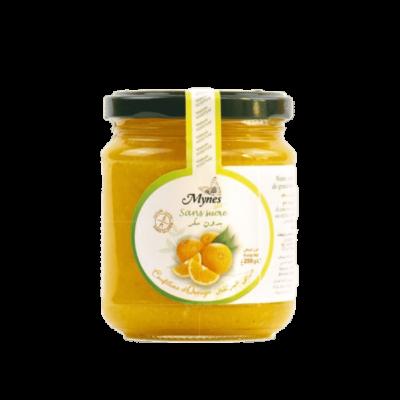 Confiture Mynes Oranges Diet 250g