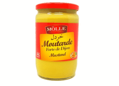 Moutarde Molle 370G