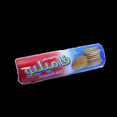 Biscuit Fourre Famelio Gout Chocolat 500 g