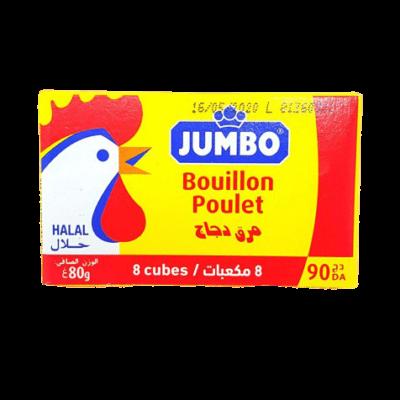 Bouillon Poulet Jumbo 80G