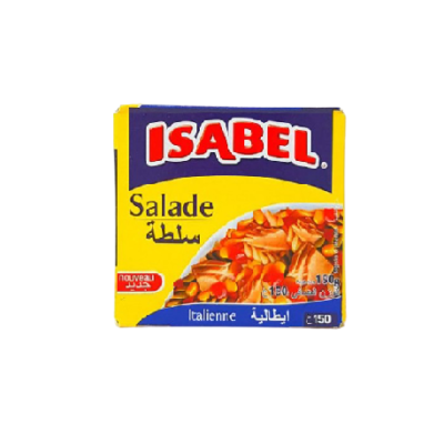 Isabel Salade Thon Italienne 150G