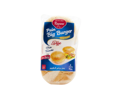 Rayane Pain Big Burger