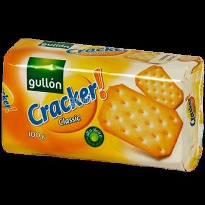 Gullòn Crackers 100G