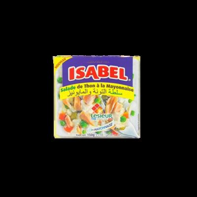 Isabel Salade Thon A La Mayonnaise 150G